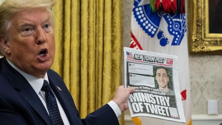 Twitter vs Donald Trump: ¿Tienen las redes sociales la potestad de censurar?