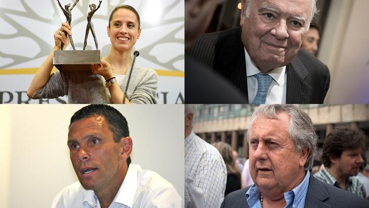 35 años En Perspectiva: Tertulia Especial con María Noel Riccetto, Enrique Iglesias, Gustavo Poyet y Carlos Lecueder