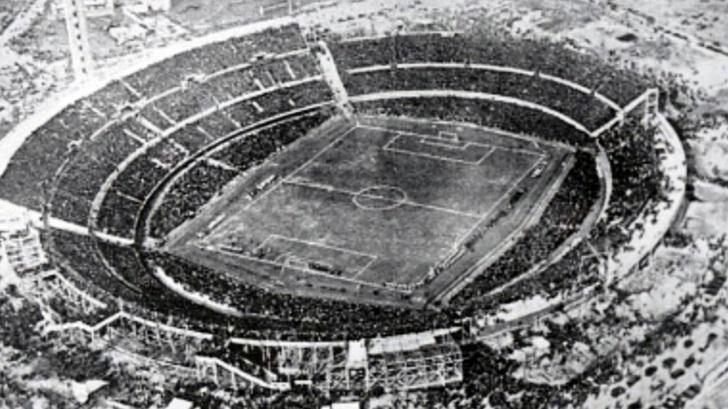 El Estadio Centenario cumple 90 años