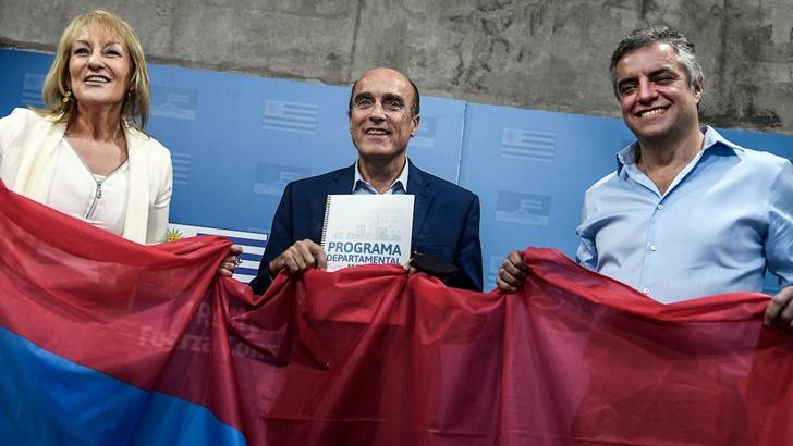 Departamentales: Cifra y Equipos dan más de 20 puntos de ventaja al FA en Montevideo
