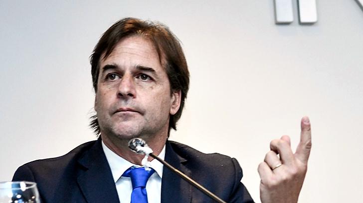 """Lacalle Pou aseguró """"que no hay marcha atrás"""" pese a brotes recientes de Covid-19"""
