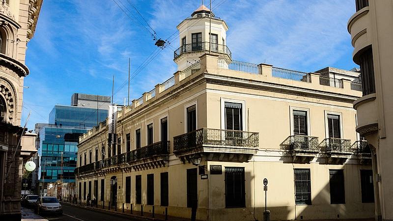 Los ojos de la radio: Muestra en el Museo Histórico Nacional sobre «la salud y enfermedad en el Uruguay de entresiglos»