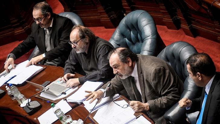 """FA acusó al oficialismo de """"revanchismo"""" y """"fomentar la grieta"""" durante votación de la Rendición de Cuentas"""