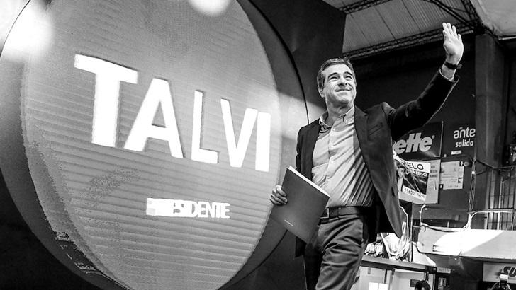 ¿Cómo se dio la salida de Ernesto Talvi de la política?
