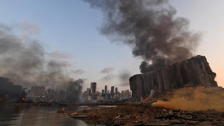 La hora global: Líbano: El vecindario caótico de una nación en quiebra (T02P04)