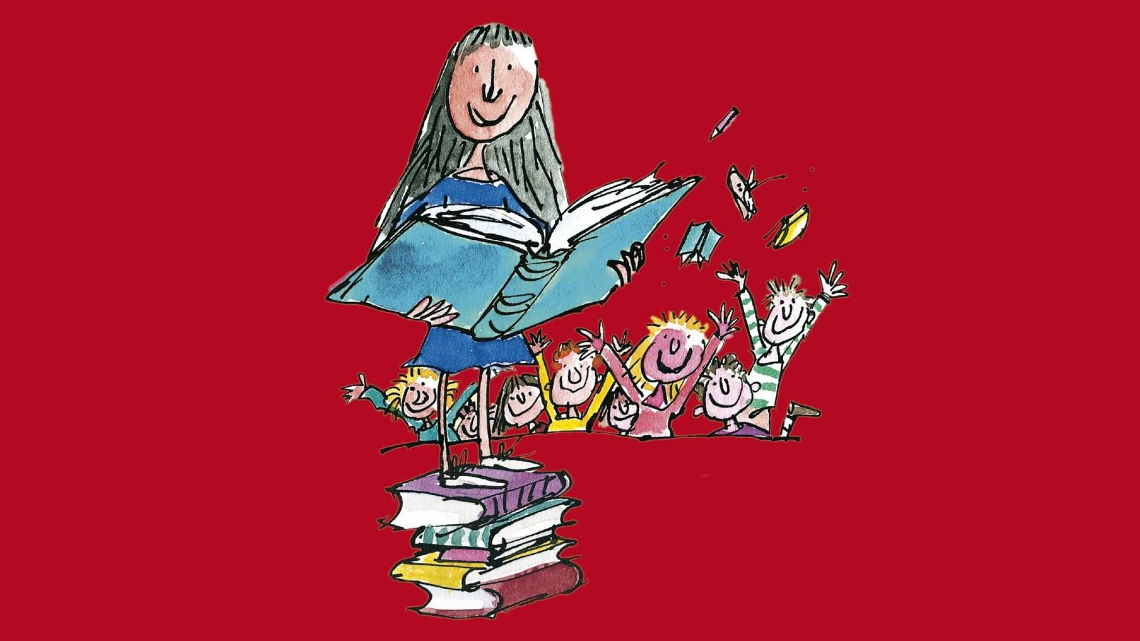 Elogio de Roald Dahl