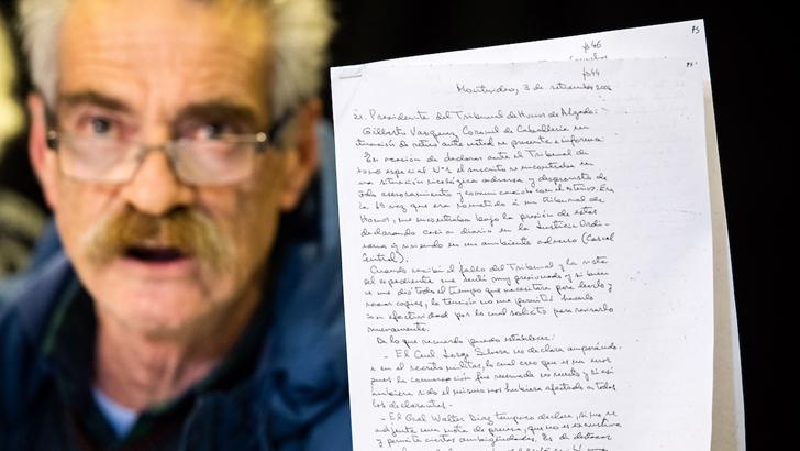 Actas de Tribunal de Honor con confesiones de Gilberto Vázquez siguen teniendo derivaciones