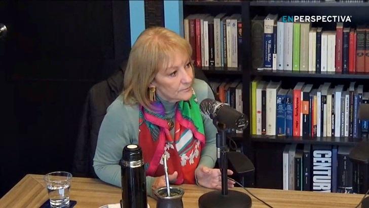 """Carolina Cosse: Mi gobierno """"va a tener un rumbo y un programa"""", pero también será """"abierto"""" para que la oposición presente ideas"""
