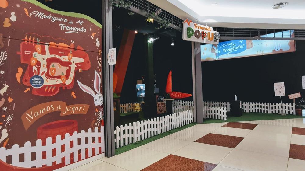 Tremendo: Montevideo Shopping inaugura actividad para los mas pequeños