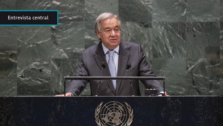 «Estamos frente a nuestro propio 1945»: El alegato del secretario general de ONU por un nuevo multilateralismo, comentado en La Mesa de Análisis Internacional