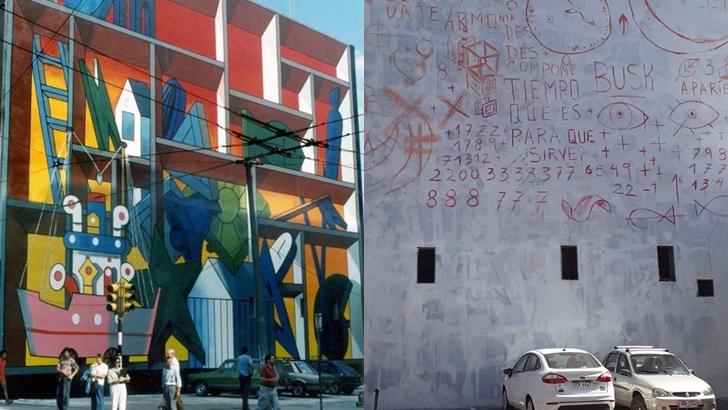 Los ojos de la radio: ¿Qué pasó con el mural de Miguel Battegazzore en el cuartel de Bomberos?