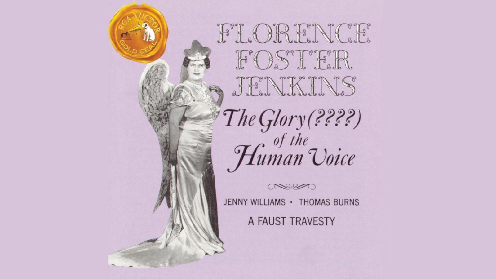 Florence Foster Jenkins o el arte de cantar mal. Una conversación con Saskia Sibille