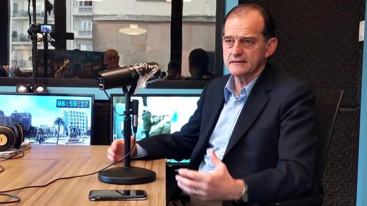 """Manini Ríos: CA analizará """"de forma coordinada"""" con la coalición denuncia por prevaricación contra el fiscal Morosoli debido a su accionar """"indebido"""" en el caso de las actas de los tribunales militares"""