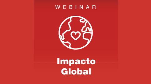 Itaú te invita a reflexionar en el webinar sobre «impacto global» a realizarse el 15 de octubre