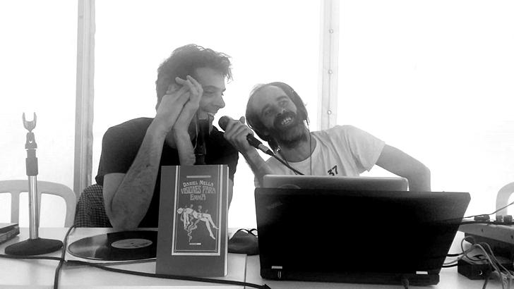 Galgomundo: Emisión especial desde Plaza del Libro, con Roberto Appratto y Daniel Mella