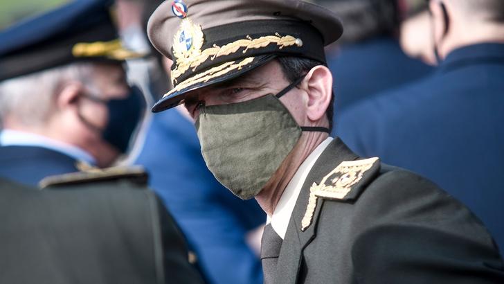Comandante Fregossi aclaró que el proceso de análisis histórico de Ejército solo tiene fines educativos