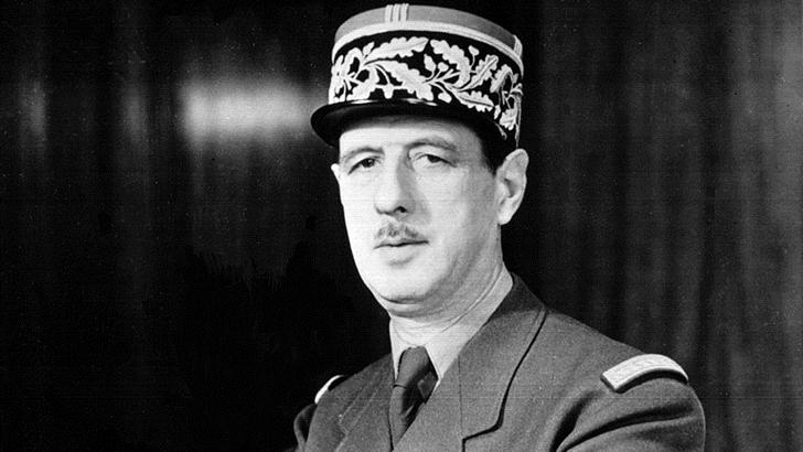 Francia homenajeó a Charles de Gaulle a 50 años de su muerte
