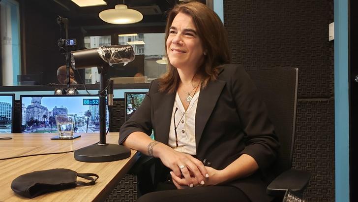 De la industria del software al Parlamento: quién es Silvia Nane, la nueva titular de la banca de Carolina Cosse en el Senado