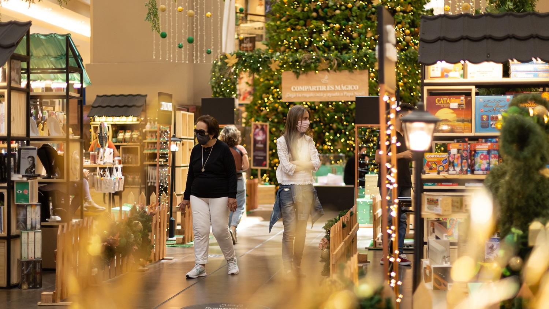 Punta Carretas Shopping presenta Paseo de Navidad
