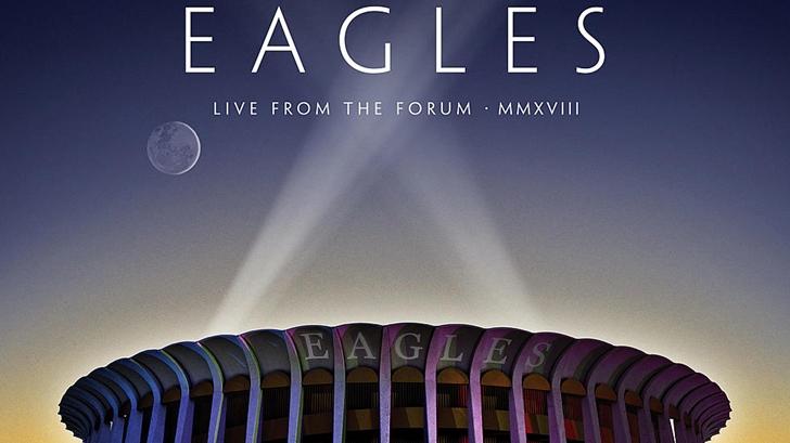En Primera Fila: Eduardo Rivero reseña Live from the Forum, nuevo disco de Eagles
