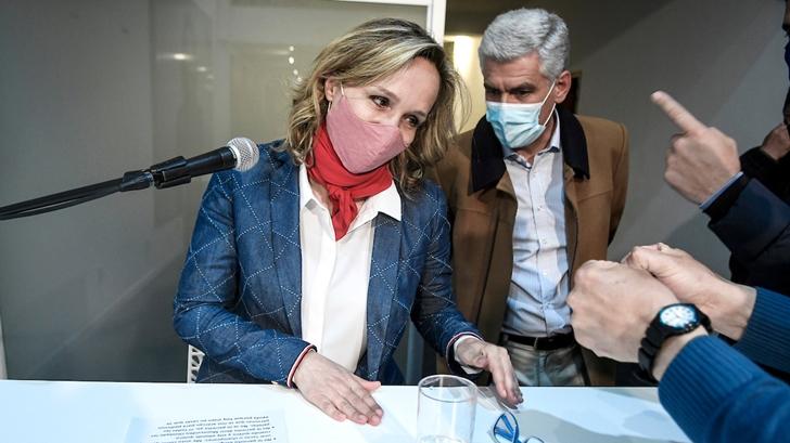 Laura Raffo es la nueva presidente de la comisión departamental del PN en Montevideo