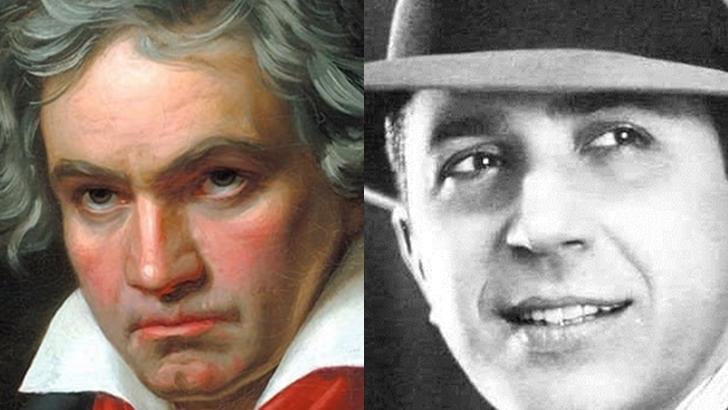 La Tertulia, de Colección: Dos tertulias musicales, con Gardel y Beethoven de protagonistas