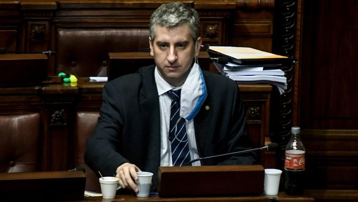 Juan Martín Rodríguez (PN): «Hace un mes el FA reclamaba que se definiera qué es una aglomeración y ahora que se define y se da un instrumento legal, ya no les sirve»