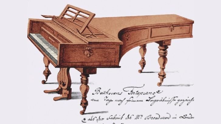 El regalo de Broadwood & Sons para Beethoven