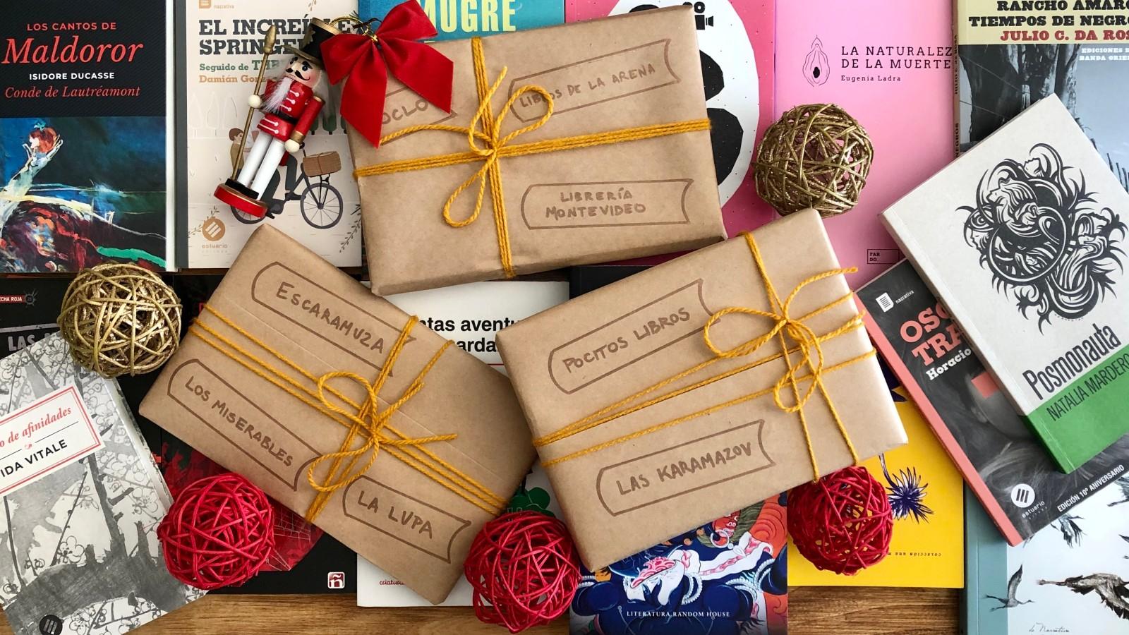 Diciembre: un llamado a regalar libros