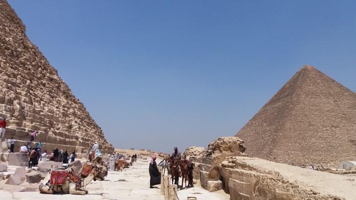Tripulacción. Arena: Egipto, Punta del Este y Rocha