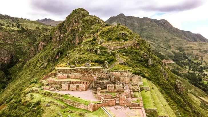 Tripulacción. Los secretos de Perú
