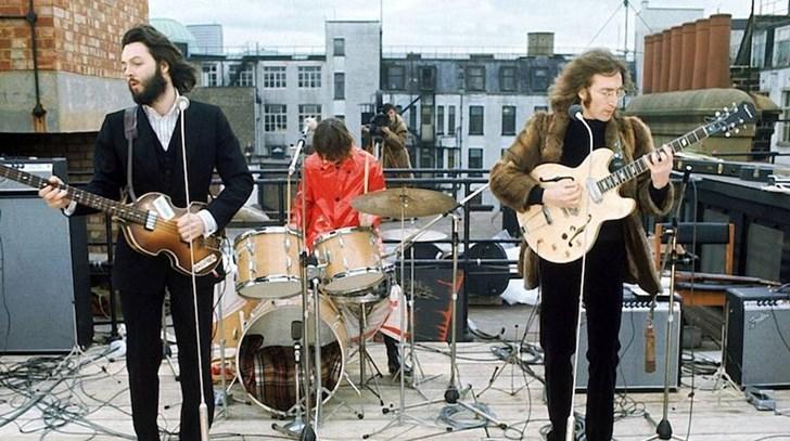 A 52 años del concierto en la azotea de The Beatles