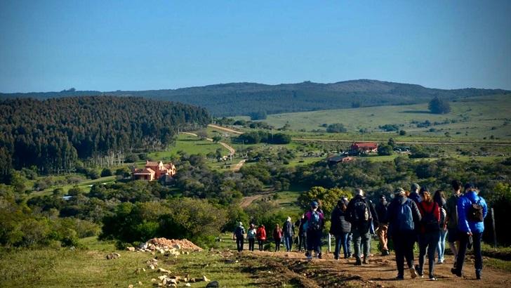 Turismo natural: Cabalgatas, kayaks y senderismo en De Paseo x Uruguay