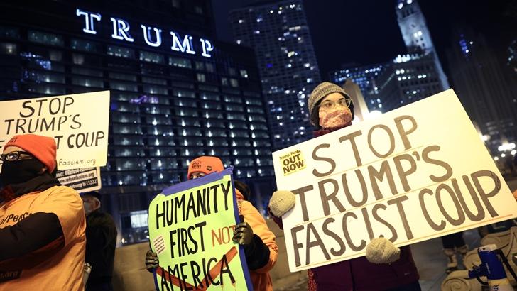 El futuro de EEUU: ¿Qué pasa ahora? ¿Qué pasa con Trump?