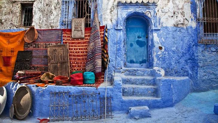 Tripulacción. Marruecos: El norte de África nos acerca al mundo árabe conjugando una geografía muy variada