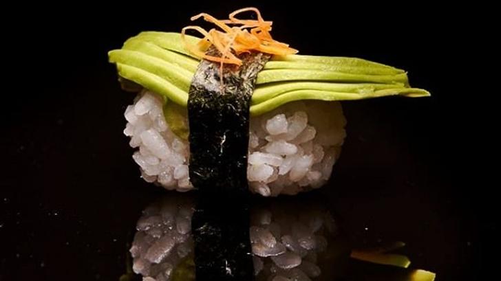 Sushi en Nagaré y en Inmigrantes (El Degustador Itinerante)