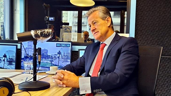 Gabriel Gurméndez: Antel va a volver a poner «al cliente en el centro», agilizar la administración interna, digitalizar el vínculo con los usuarios, liderar en tecnología 5G, y atender el «clamor» por infraestructura en el interior