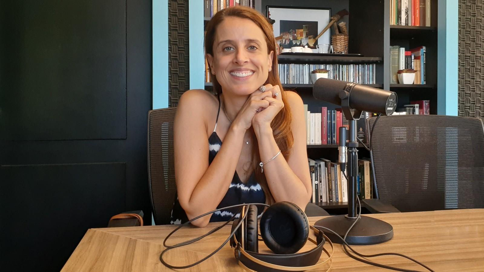 Con María Noel Riccetto, Directora del Ballet Nacional del Sodre