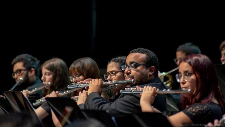 La Conversación: Con Ariel Britos, director de la Orquesta Nacional Juvenil del Sodre