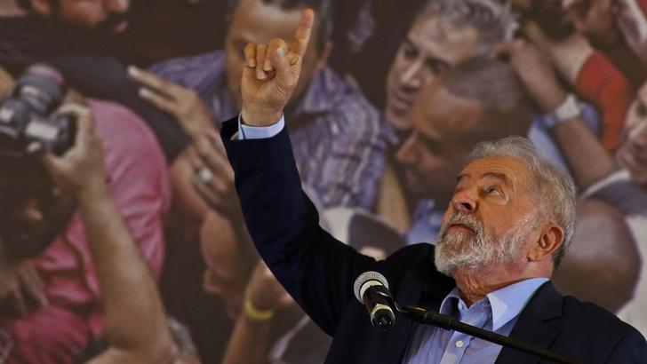 Corte Suprema de Brasil anuló sentencias contra Lula da Silva