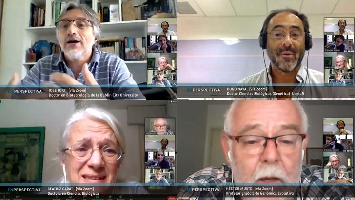 La Mesa de Científicos: ¿Qué significó secuenciar el genoma humano? ¿Qué se hace desde Uruguay en materia de genómica?