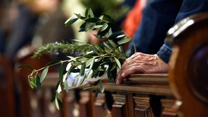 ¿Qué prevén las iglesias para estas fechas de Semana Santa y por qué no optaron por la suspensión de ceremonias como en 2020?