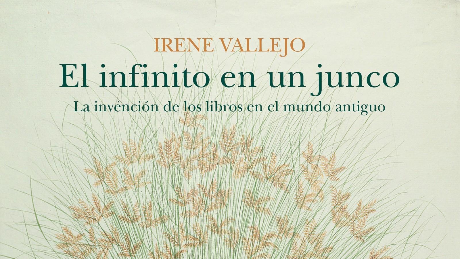Entrevista a la filóloga española Irene Vallejo