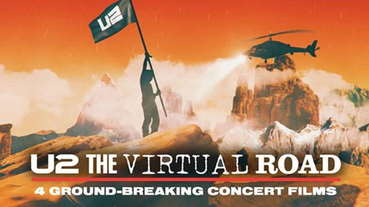 U2 presenta The Virtual Road