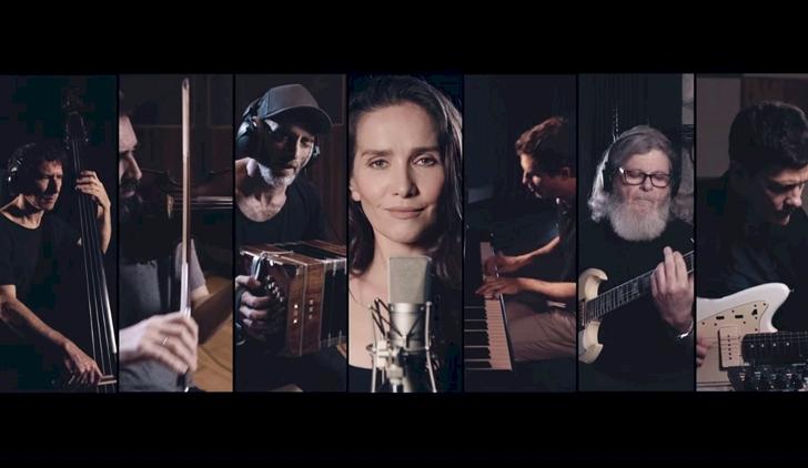 Nuevo EP de Bajofondo junto a Natalia Oreiro en español y ruso