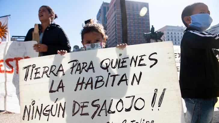 """Asentamiento Nuevo Comienzo: Manini criticó """"intromisión"""" de la justicia en el gobierno"""