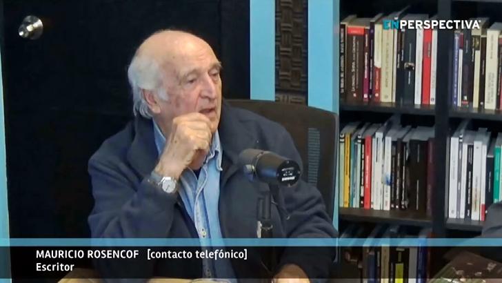 20 años de La Tertulia: Cierre con Mauricio Rosencof y el «Ave María» de José Claudio Williman