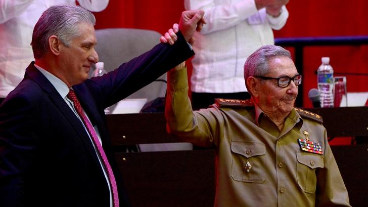 Cuba: Raúl Castro deja de ser secretario del Partido Comunista