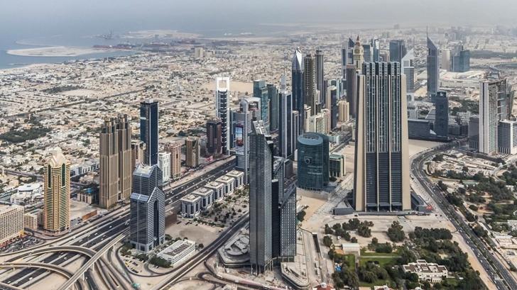 Tripulacción. Ciudades emblemáticas: Dubai