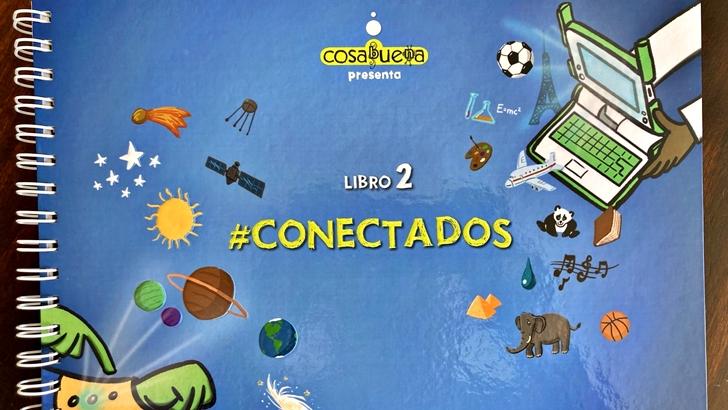 Conectados: El segundo libro infantil del emprendimiento Cosabuena, que nace a partir de nuestro Concurso de Cuentos